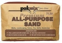 Pakmix All Purpose Sand