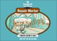 TradeCraft Fast Setting Repair Mortar