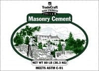 TradeCraft Type S/M Masonry Cement
