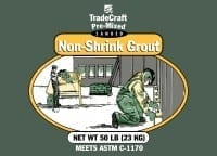 TradeCraft Non-Shrink Grout