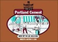TradeCraft Portland Cement
