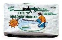 Pakmix Type S Masonry Morta
