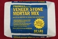 Pakmix Veneer Stone Mortar