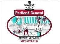 TradeCraft White Portland Cement
