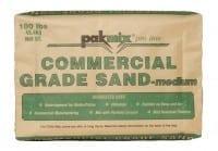 Pakmix Commercial Grade Sand